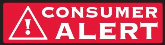 Consumer Alert May 2020