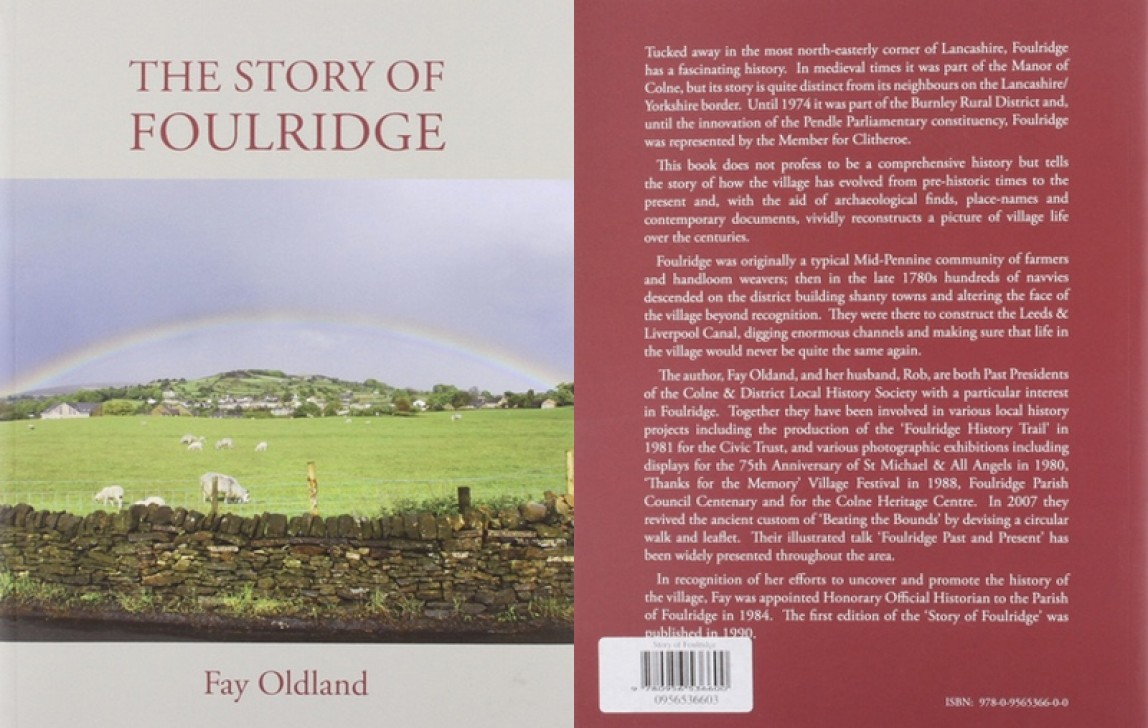 Presentation of the Story of Foulridge