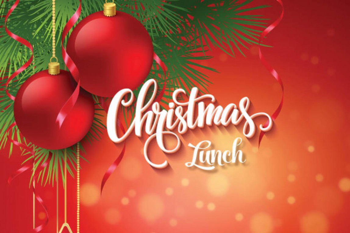 New date for annual Christmas Lunch